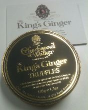 kings ginger truffles