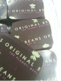 original beans chocolates