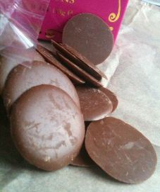 prestat arriba milk chocolate buttons