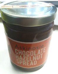 askinosie hazelnut chocolate spread