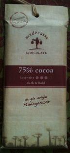 Madecasse Madagascar 75%