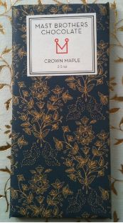 Mast Brothers Crown Maple Bar