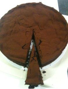 gails flourless cake
