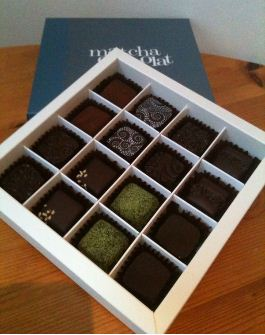matcha valentines selection