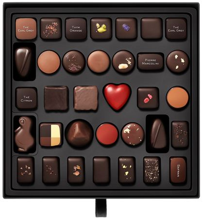pierre marcolini selection tray