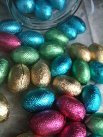 Carluccios Ovette di Cioccolato Milk Chocolate Eggs reviewed