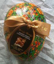 booja booja hazelnut truffle egg