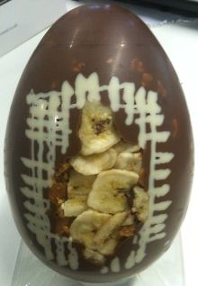 Thorntons Banoffee Pie Great British Puds Easter Eggs
