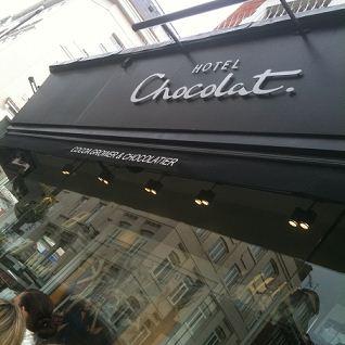 hotel chocolat soho