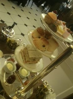 harrods high afternoon tea