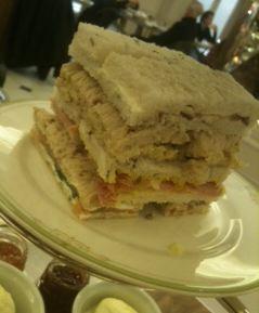 harrods wonky sandwiches