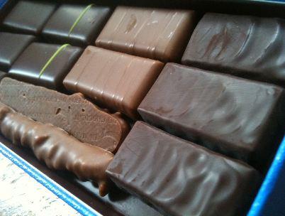 Maison du Chocolat Un Ete en Bretagne