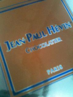 jean paul hevin wrapper