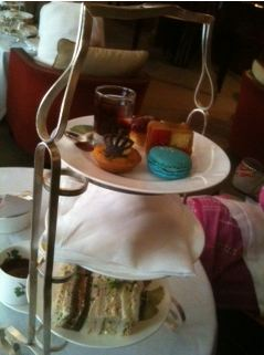 Afternoon Tea at Brown's Hotel