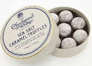 charbonnel sea salt caramel