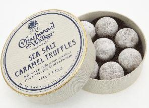 charbonnel sea salt caramel