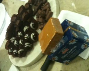chococo cheese chocolates