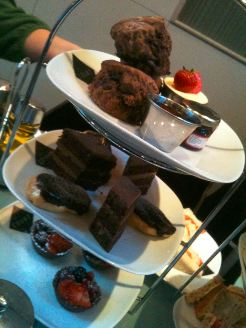 dean court hotel high tea
