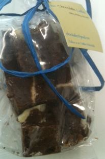 The Chocolate Ladies Double Chocolate Fudge