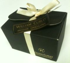 William Curley Laurent Perrier Champagne Truffles