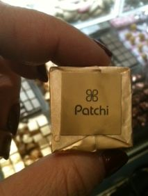 Patchi at Harrods   Chocolate Kisses from Lebanon