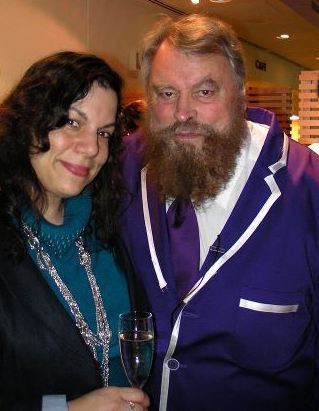 brian blessed and judith lewis