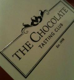 choc tasting logo