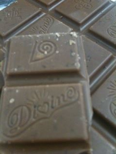 38% Milk Chocolate, Toffee & Sea Salt