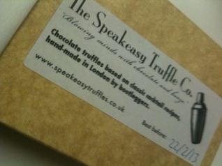 speakeasy truffles