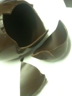 Betty's Grand Cru Chocolate Easter Egg reviewed