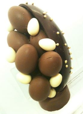 Melt Chocolates Eggshibition