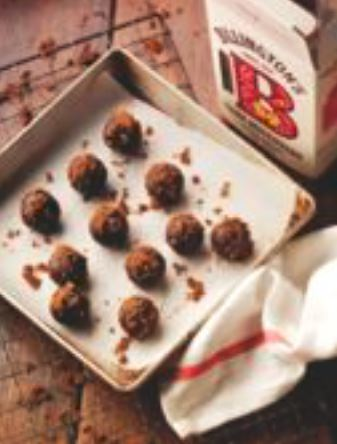 Billington Triple Sweet Truffles from Paul A Young – Limited Edition Truffles & Recipe