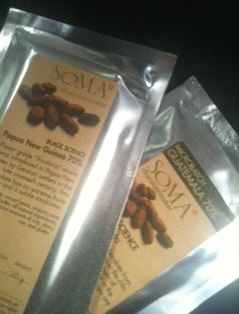 Soma Papua New Guinea and Guatemala Dark Chocolate
