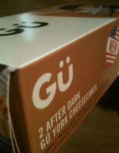 Gu Puds New York Cheesecake Flavoured Reviewed