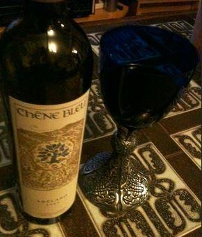 Chene Bleu Abelard 2007 Red Wine Review