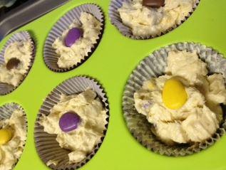 pebbles cupcakes