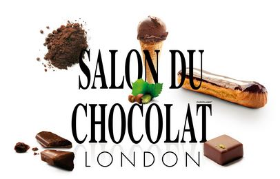 salon du chocolate logo