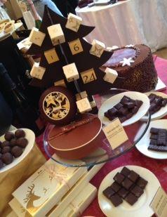 maison chocolat range
