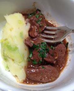 Fortnum & Mason St Pancras stew