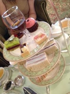 NATIONAL AFTERNOON TEA WEEK 11TH 17TH AUGUST