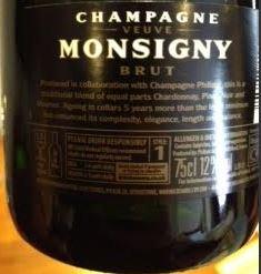 Monsigny champagne