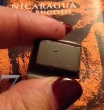Duffys Nicaragua Rico Rugoso 76 Dark Chocolate Bar Reviewed