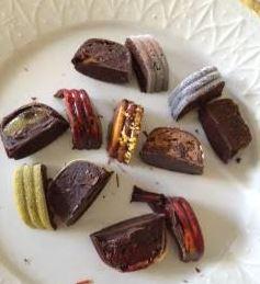 ganaches wild sweets