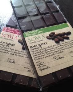 SOMA ocumare and grenada bars