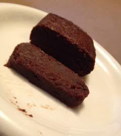 Paul A Young Gluten Free Brownie