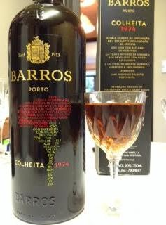 Barros Colheita 40 Year Old Tawny Port
