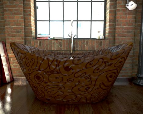 Bathroomsweets.com bathtub