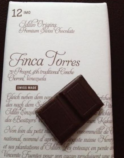 Idilio Finca Torres Chocolate Bar Reviewed