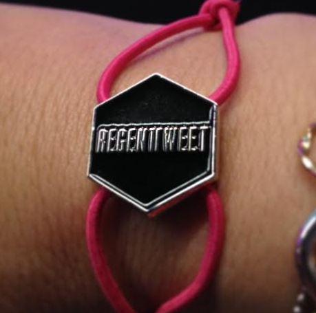 regent tweet bracelet