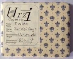 Urzi Cacao rar Merida Sur de Lago 65% Review